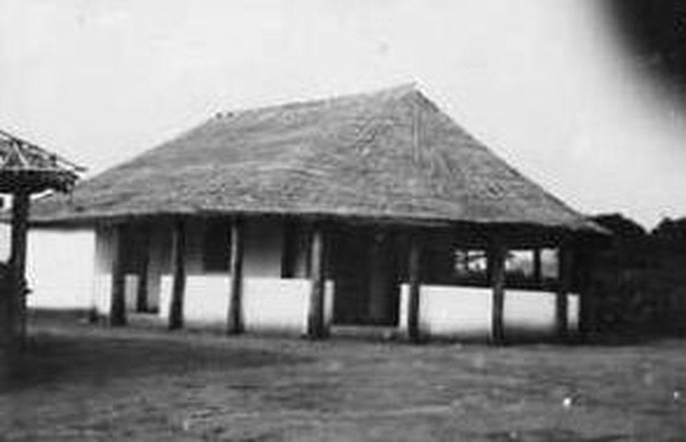 La maison neuve de Wayombo 1948